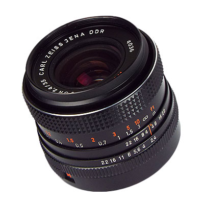 【美品】MC FLEKTOGON 35mm/f2.4 CARL ZEISS JENA DDR