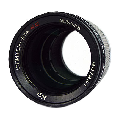 MC JUPITER-37A 135mm/f3.5