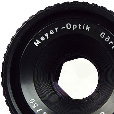 Meyer-optik DOMIPLAN  50mm/f2.8 ZEBRA