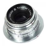 Meyer optik Gorlitz Trioplan 50mm/f2.9 NIKON改造