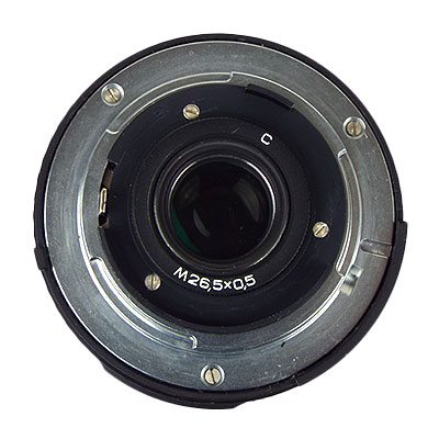 MC ZENITAR-N 16mm/f2.8 NIKONマウント新品 New Design