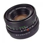 【美品】MC PENTACON auto 50mm/f1.8