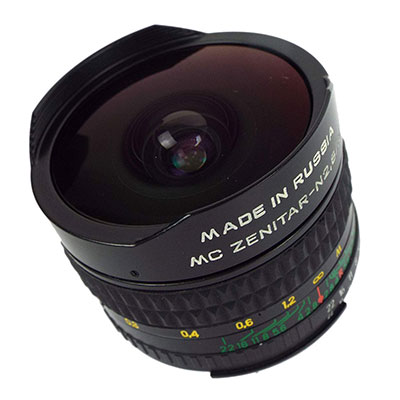 MC ZENITAR-N 16mm/f2.8 NIKONマウント新品